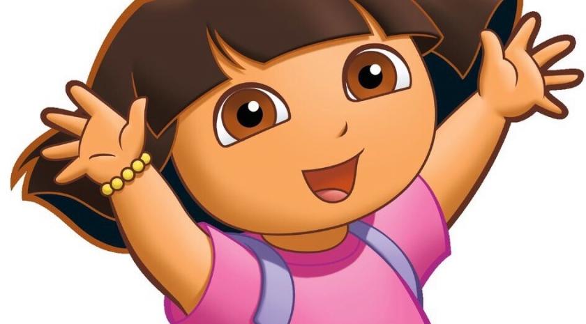 Dora kommer til Mosenteret 25 mars!