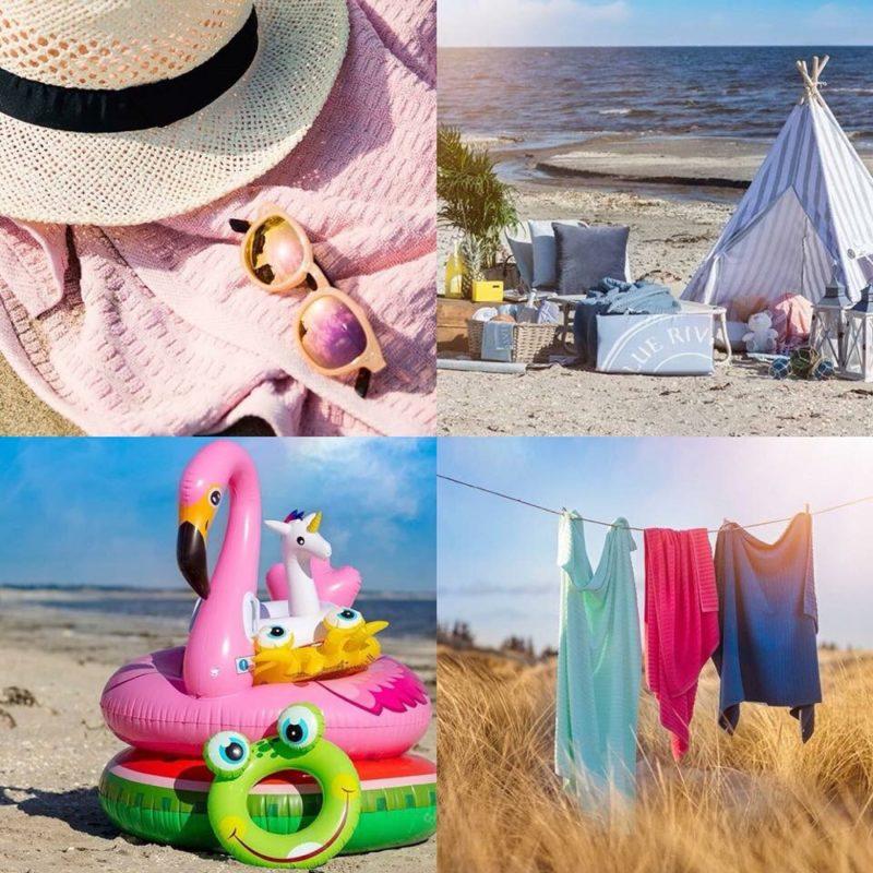 Sommer, sol og bad!