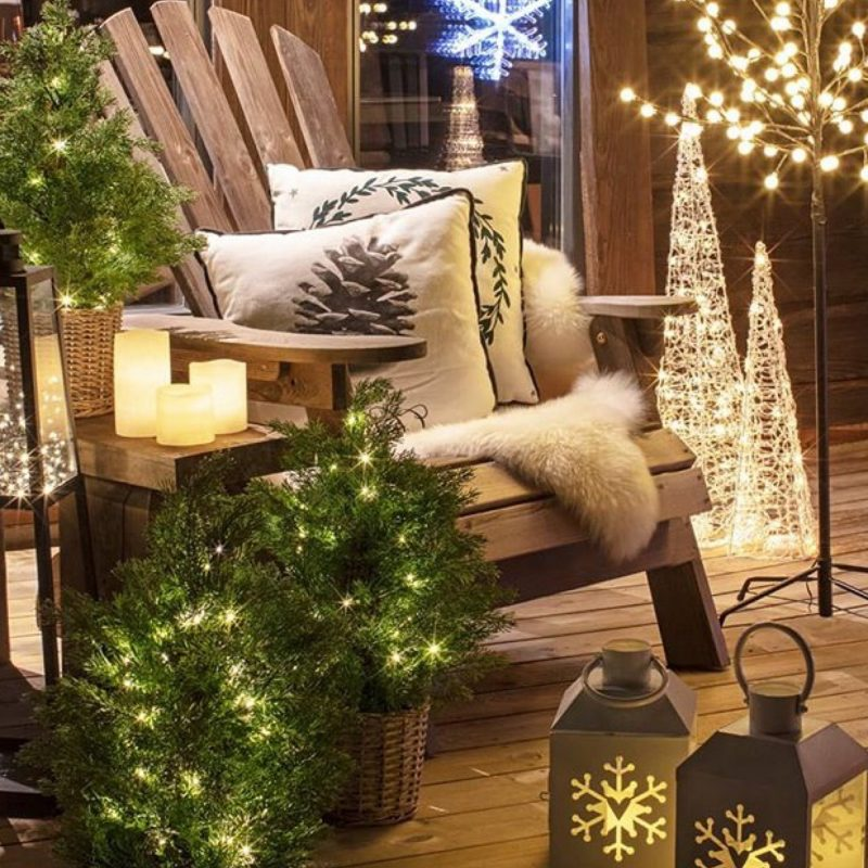 Nille har åpnet sin julebutikk!
