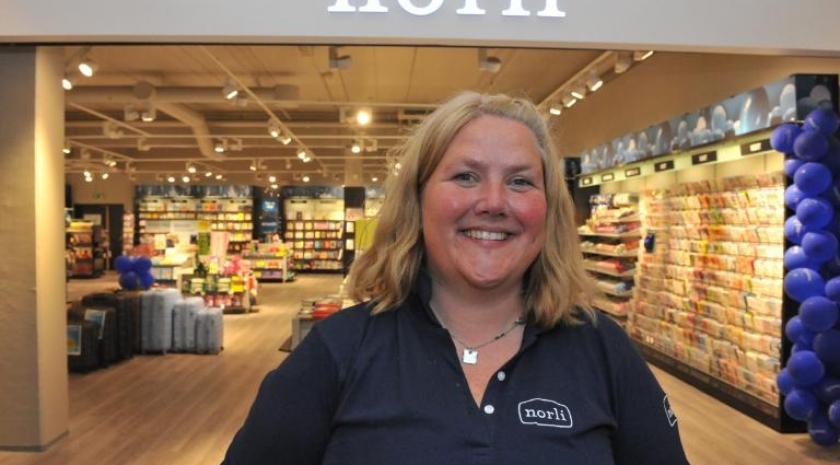 Norli åpner lekebutikk på Mosenteret!